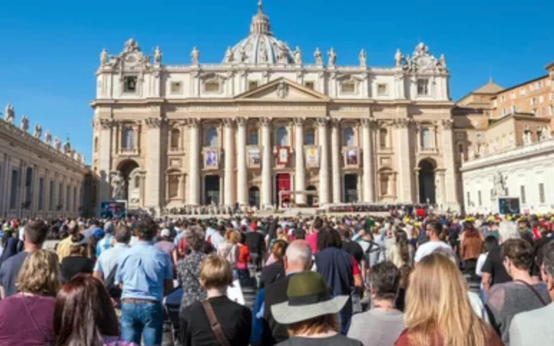 The Invention of Papal History