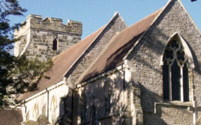 St George's Church Crowhurst Promotes Wider Use of the BCP