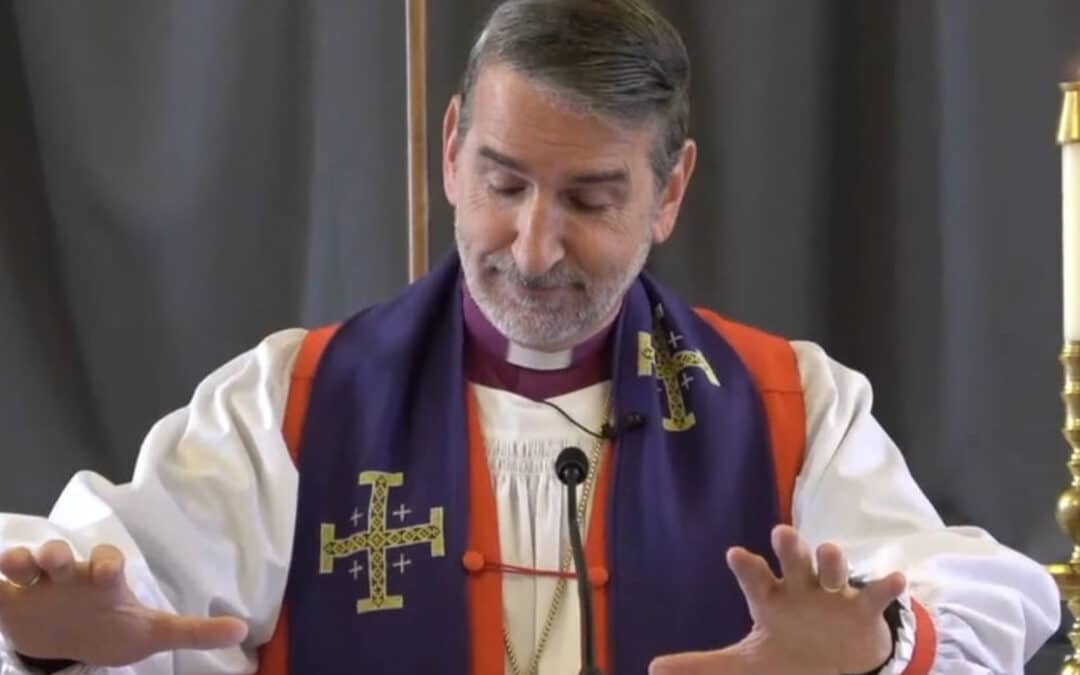 """Archbishop Foley Beach's Letter to the Clergy of the ACNA Regarding the """"Dear Gay Anglican"""" Letter"""