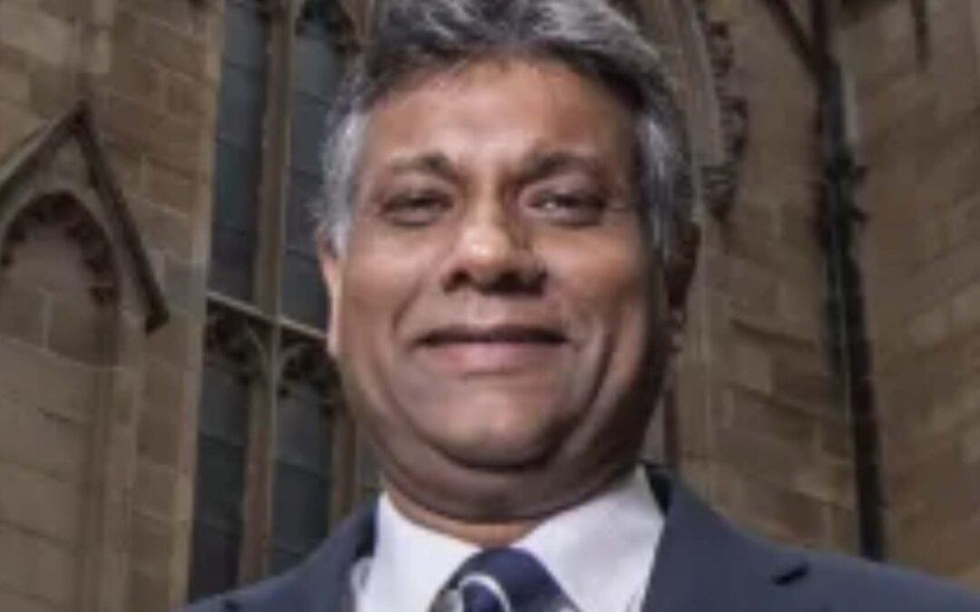 New Archbishop of Sydney, Kanishka Raffel