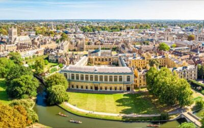 Book Review – Contested Reformations in the University of Cambridge