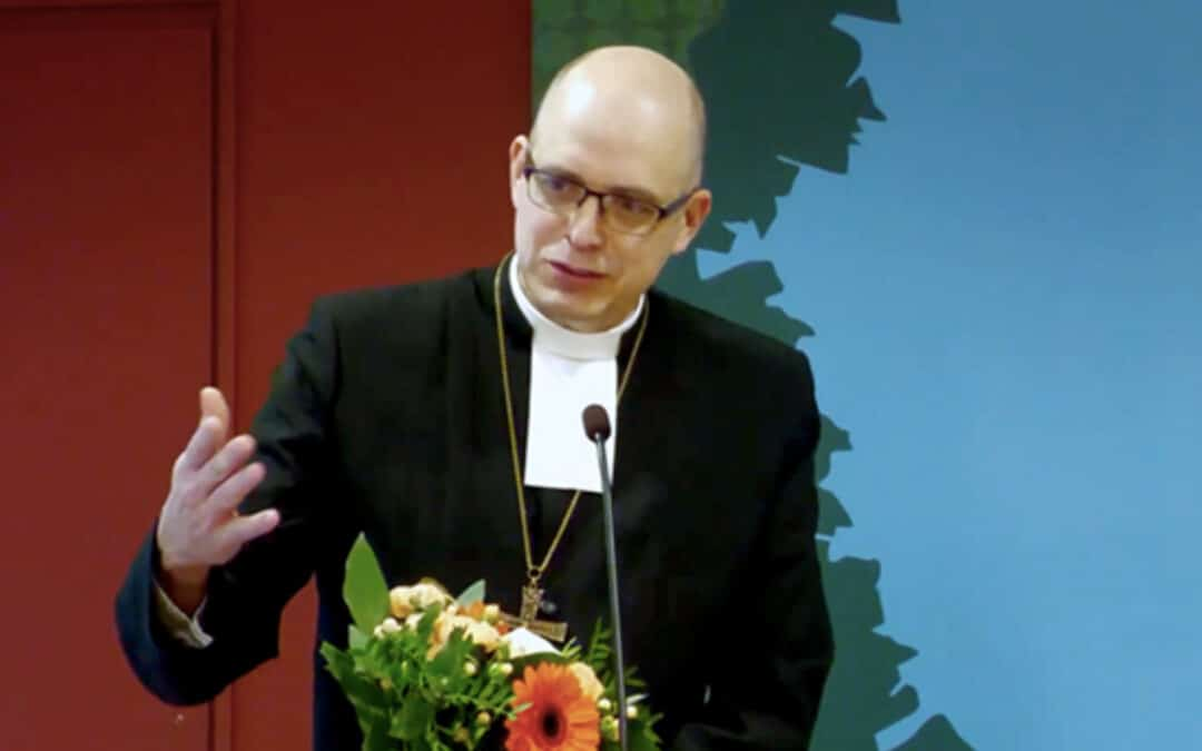 Finnish Bishop-Elect Charged by Prosecutor