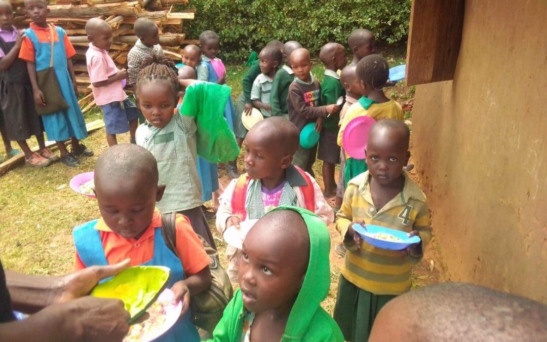 Kenyan Bishop Appeals for Orphan Aid:  Parental Deaths Due to HIV
