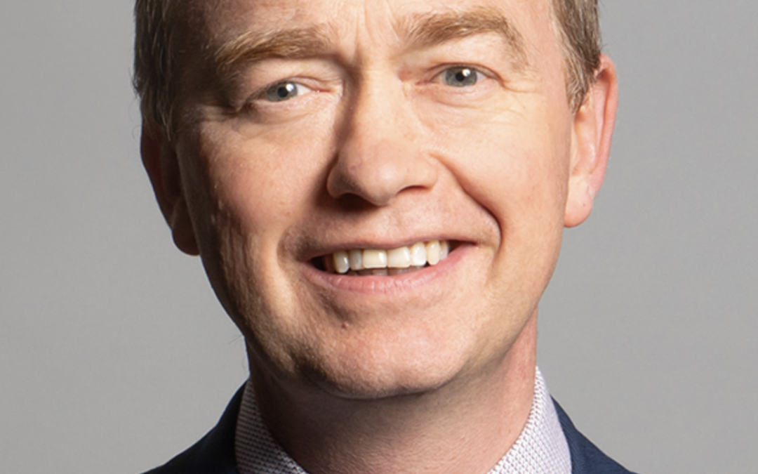 Interview with Tim Farron