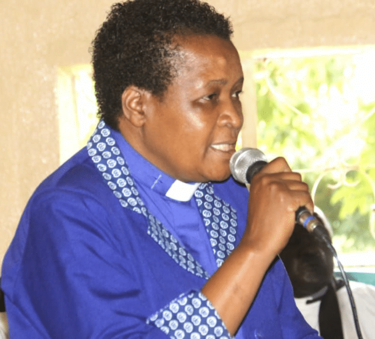 Female Cleric Elected Bishop of Butere Diocese: Huge Challenge to Unity of GAFCON